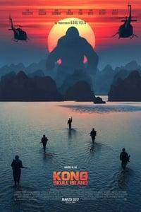 copertina film Kong%3A+Skull+Island 2017