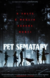 copertina film Pet+Sematary 2019