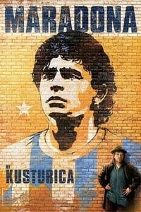 copertina film Maradona+di+Kusturica 2008