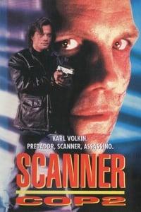 copertina film Scanner+Cop+II 1995