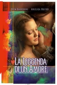 copertina film La+leggenda+di+un+amore+-+Cinderella 1998