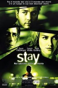 copertina film Stay+-+Nel+labirinto+della+mente 2005