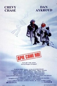 copertina film Spie+come+noi 1985