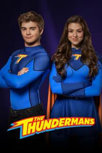 copertina serie tv I+Thunderman 2013
