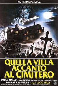 copertina film Quella+villa+accanto+al+cimitero 1981