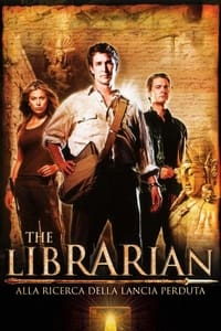 copertina film The+Librarian+-+Alla+ricerca+della+lancia+perduta 2004