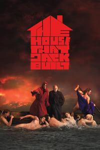 copertina film The+House+That+Jack+Built 2018
