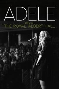 copertina film Adele%3A+Live+at+the+Royal+Albert+Hall 2011