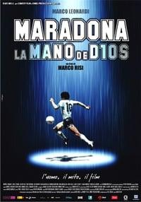 copertina film Maradona+-+La+mano+de+Dios 2007