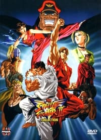 copertina serie tv Street+Fighter+II+V 1995