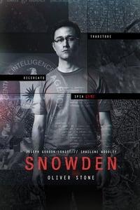 copertina film Snowden 2016