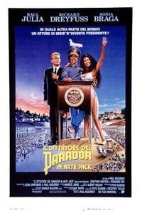 copertina film Il+dittatore+del+Parador+in+arte+Jack 1988