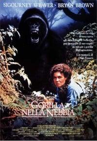 copertina film Gorilla+nella+nebbia 1988