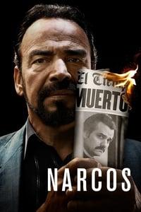 copertina serie tv Narcos 2015