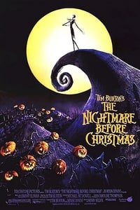 copertina film Nightmare+Before+Christmas 1993