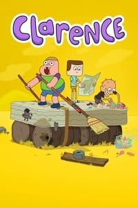 copertina serie tv Clarence 2014