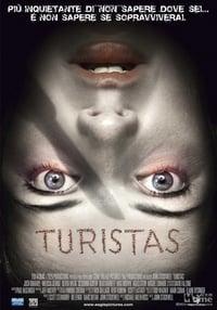 copertina film Turistas 2006