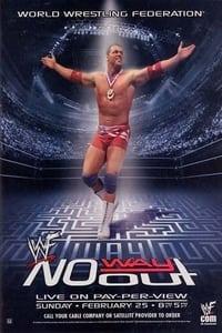 WWE No Way Out 2001