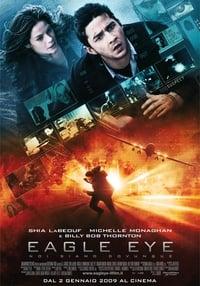 copertina film Eagle+Eye 2008