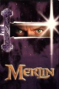 copertina serie tv Merlino 1998