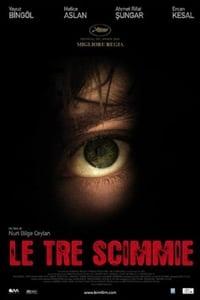 copertina film Le+tre+scimmie 2008