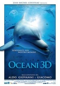copertina film Oceani+3D 2009