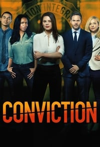 copertina serie tv Conviction 2016
