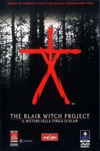 copertina film The+Blair+Witch+Project+-+Il+mistero+della+strega+di+Blair 1999