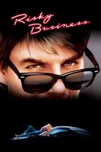 copertina film Risky+Business+-+Fuori+i+vecchi...+i+figli+ballano 1983