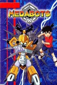 copertina serie tv Medarot 2001