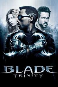 copertina film Blade%3A+Trinity 2004