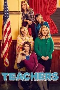 copertina serie tv Teachers 2016