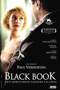 copertina film Black+book 2006