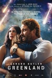 copertina film Greenland 2020
