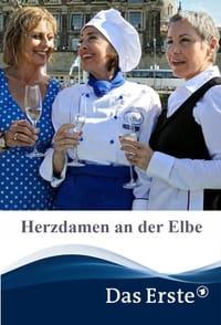 Herzdamen an der Elbe
