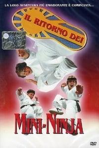 copertina film Il+Ritorno+Dei+Mini-Ninja 1995