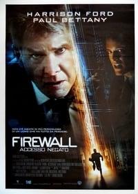 copertina film Firewall+-+Accesso+negato 2006