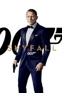 copertina film Skyfall 2012