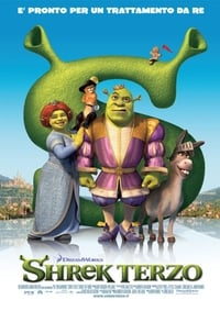 copertina film Shrek+terzo 2007
