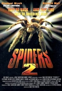 copertina film Spiders+2+-+Invasion+of+the+Spiders 2001