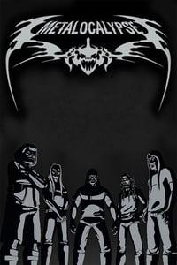copertina serie tv Metalocalypse 2006