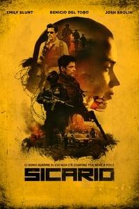 copertina film Sicario 2015