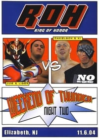 ROH Weekend Of Thunder - Night 2