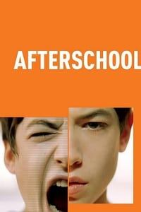 copertina film Afterschool 2008