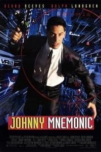 copertina film Johnny+Mnemonic 1995