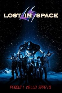 copertina film Lost+in+Space 1998