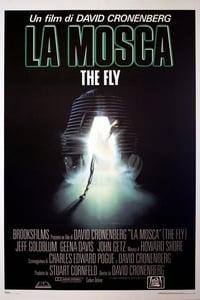 copertina film La+mosca 1986