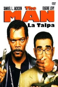 copertina film The+Man+-+La+talpa 2005