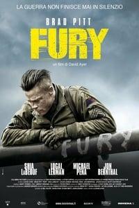 copertina film Fury 2014