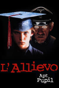 copertina film L%27allievo 1998